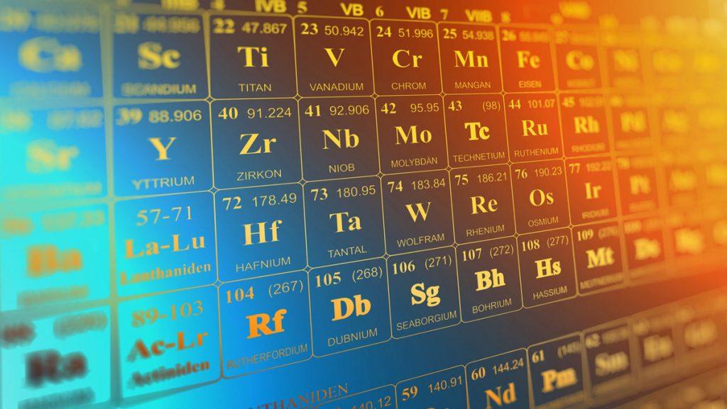 Investieren Sie in den Megatrend der Technologiemetalle und Seltene Erden